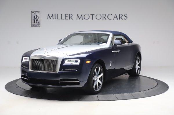 Used 2017 Rolls-Royce Dawn Base for sale $248,900 at Bugatti of Greenwich in Greenwich CT 06830 13