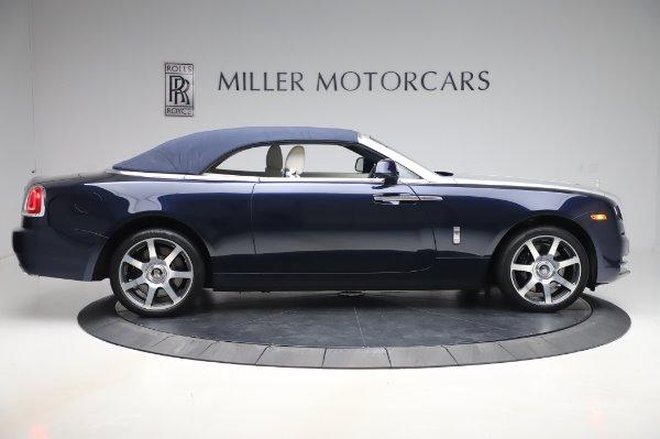 Used 2017 Rolls-Royce Dawn Base for sale $248,900 at Bugatti of Greenwich in Greenwich CT 06830 18