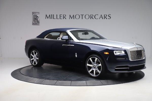 Used 2017 Rolls-Royce Dawn Base for sale $248,900 at Bugatti of Greenwich in Greenwich CT 06830 19