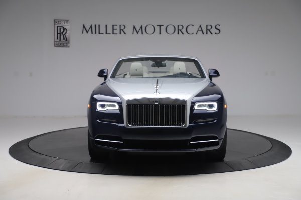 Used 2017 Rolls-Royce Dawn Base for sale $248,900 at Bugatti of Greenwich in Greenwich CT 06830 2