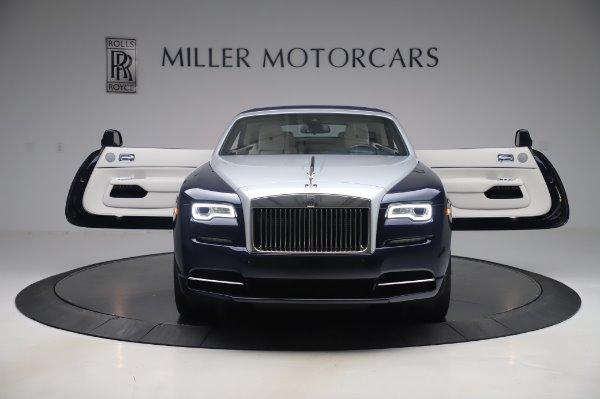 Used 2017 Rolls-Royce Dawn Base for sale $248,900 at Bugatti of Greenwich in Greenwich CT 06830 20