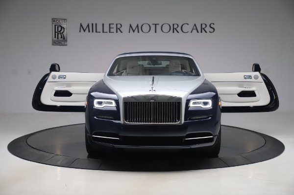 Used 2017 Rolls-Royce Dawn for sale $248,900 at Bugatti of Greenwich in Greenwich CT 06830 20