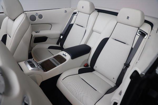 Used 2017 Rolls-Royce Dawn Base for sale $248,900 at Bugatti of Greenwich in Greenwich CT 06830 23