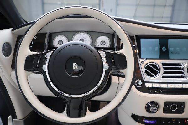 Used 2017 Rolls-Royce Dawn Base for sale $248,900 at Bugatti of Greenwich in Greenwich CT 06830 27
