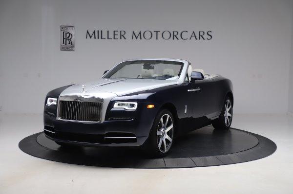Used 2017 Rolls-Royce Dawn for sale $248,900 at Bugatti of Greenwich in Greenwich CT 06830 3