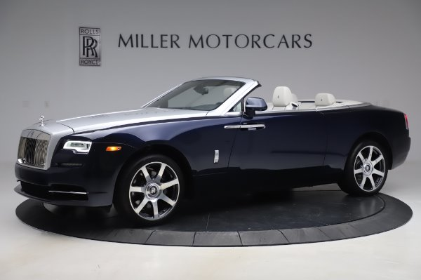 Used 2017 Rolls-Royce Dawn for sale $248,900 at Bugatti of Greenwich in Greenwich CT 06830 4
