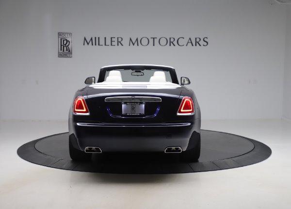 Used 2017 Rolls-Royce Dawn Base for sale $248,900 at Bugatti of Greenwich in Greenwich CT 06830 7