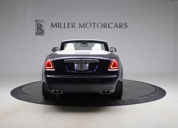 Used 2017 Rolls-Royce Dawn for sale $248,900 at Bugatti of Greenwich in Greenwich CT 06830 7