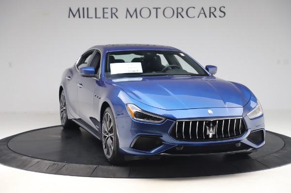 New 2020 Maserati Ghibli S Q4 GranSport for sale $94,935 at Bugatti of Greenwich in Greenwich CT 06830 11