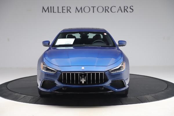 New 2020 Maserati Ghibli S Q4 GranSport for sale $94,935 at Bugatti of Greenwich in Greenwich CT 06830 12