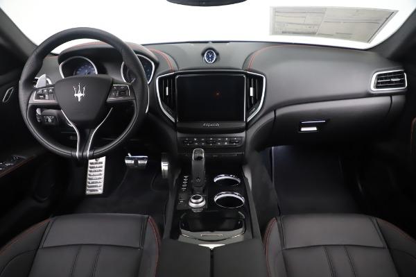 New 2020 Maserati Ghibli S Q4 GranSport for sale $94,935 at Bugatti of Greenwich in Greenwich CT 06830 16