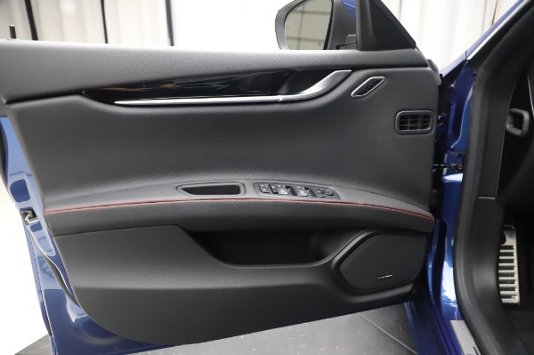New 2020 Maserati Ghibli S Q4 GranSport for sale $94,935 at Bugatti of Greenwich in Greenwich CT 06830 17