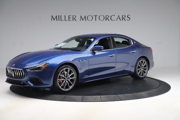 New 2020 Maserati Ghibli S Q4 GranSport for sale $94,935 at Bugatti of Greenwich in Greenwich CT 06830 2