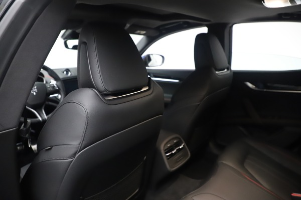New 2020 Maserati Ghibli S Q4 GranSport for sale $94,935 at Bugatti of Greenwich in Greenwich CT 06830 20
