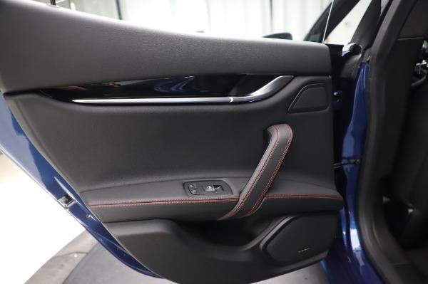 New 2020 Maserati Ghibli S Q4 GranSport for sale $94,935 at Bugatti of Greenwich in Greenwich CT 06830 21