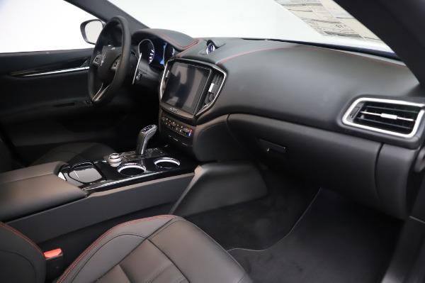 New 2020 Maserati Ghibli S Q4 GranSport for sale $94,935 at Bugatti of Greenwich in Greenwich CT 06830 22