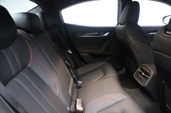 New 2020 Maserati Ghibli S Q4 GranSport for sale $94,935 at Bugatti of Greenwich in Greenwich CT 06830 27