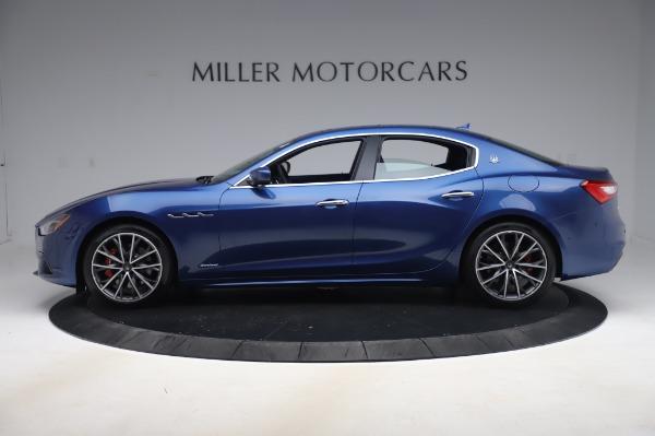 New 2020 Maserati Ghibli S Q4 GranSport for sale $94,935 at Bugatti of Greenwich in Greenwich CT 06830 3