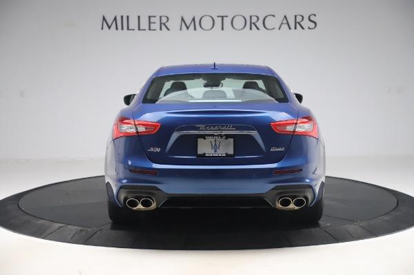 New 2020 Maserati Ghibli S Q4 GranSport for sale $94,935 at Bugatti of Greenwich in Greenwich CT 06830 6
