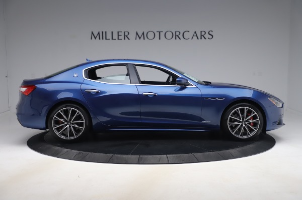 New 2020 Maserati Ghibli S Q4 GranSport for sale $94,935 at Bugatti of Greenwich in Greenwich CT 06830 9