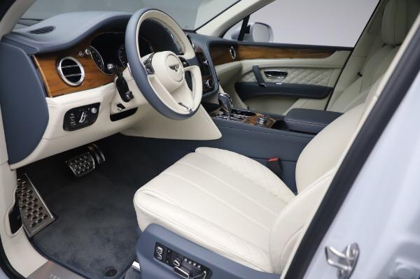 New 2020 Bentley Bentayga Hybrid for sale $220,475 at Bugatti of Greenwich in Greenwich CT 06830 18