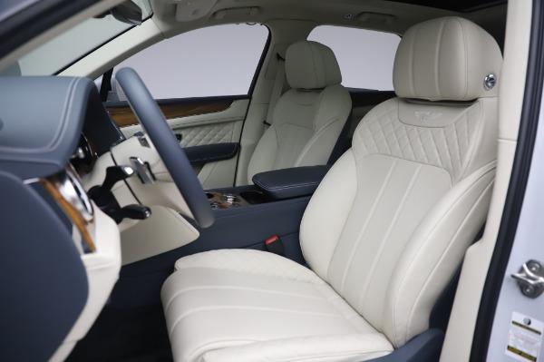 New 2020 Bentley Bentayga Hybrid for sale $220,475 at Bugatti of Greenwich in Greenwich CT 06830 20