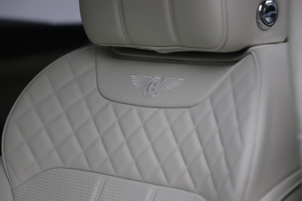 New 2020 Bentley Bentayga Hybrid for sale $220,475 at Bugatti of Greenwich in Greenwich CT 06830 21