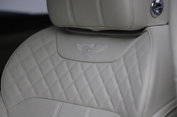 Used 2020 Bentley Bentayga Hybrid for sale $189,900 at Bugatti of Greenwich in Greenwich CT 06830 21