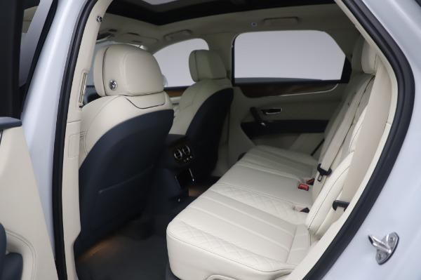 New 2020 Bentley Bentayga Hybrid for sale $220,475 at Bugatti of Greenwich in Greenwich CT 06830 22