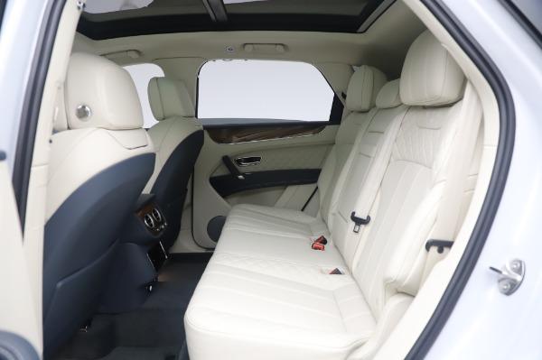 Used 2020 Bentley Bentayga Hybrid for sale $189,900 at Bugatti of Greenwich in Greenwich CT 06830 23
