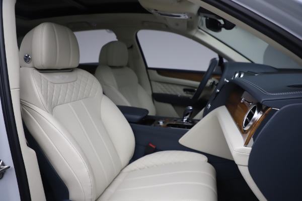 Used 2020 Bentley Bentayga Hybrid for sale $189,900 at Bugatti of Greenwich in Greenwich CT 06830 28