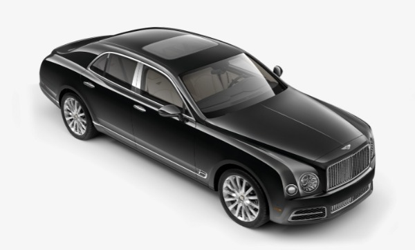 New 2020 Bentley Mulsanne for sale $356,970 at Bugatti of Greenwich in Greenwich CT 06830 5