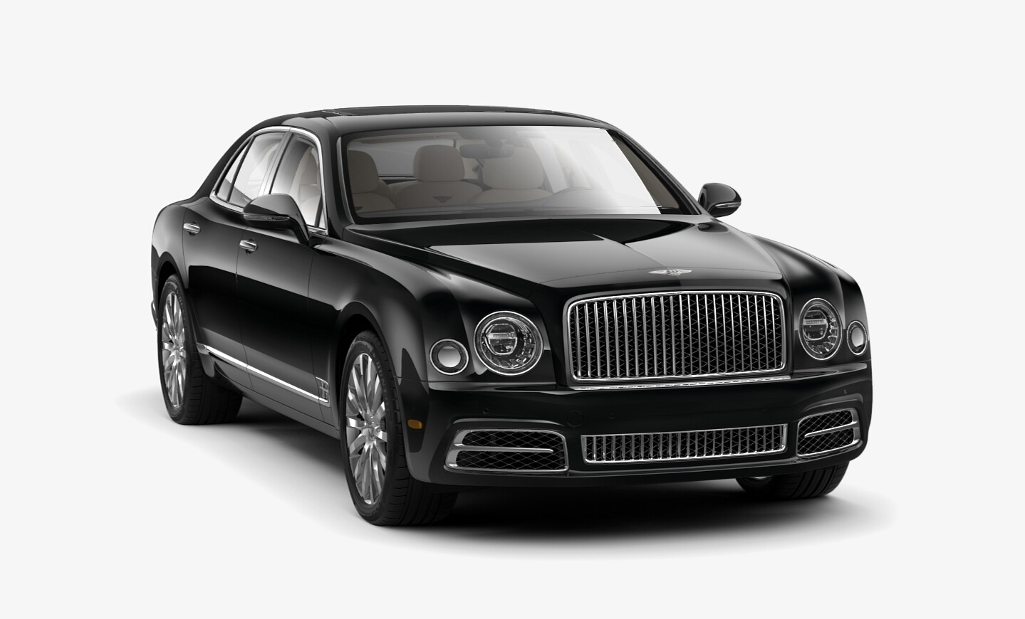 New 2020 Bentley Mulsanne for sale $356,970 at Bugatti of Greenwich in Greenwich CT 06830 1