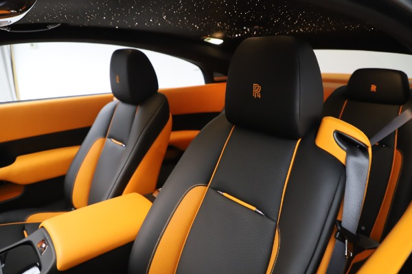 Used 2020 Rolls-Royce Wraith for sale $359,900 at Bugatti of Greenwich in Greenwich CT 06830 10