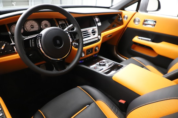 Used 2020 Rolls-Royce Wraith for sale $359,900 at Bugatti of Greenwich in Greenwich CT 06830 12