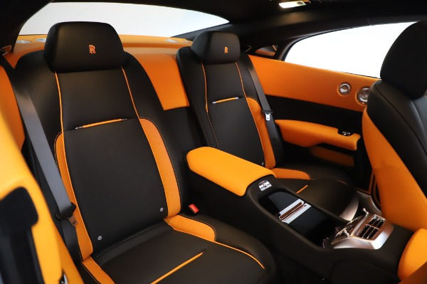 Used 2020 Rolls-Royce Wraith for sale $359,900 at Bugatti of Greenwich in Greenwich CT 06830 14