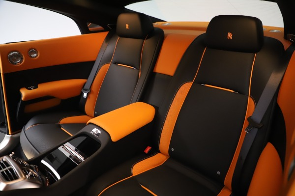 Used 2020 Rolls-Royce Wraith for sale $359,900 at Bugatti of Greenwich in Greenwich CT 06830 15