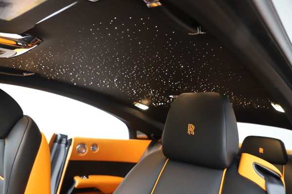 Used 2020 Rolls-Royce Wraith for sale $359,900 at Bugatti of Greenwich in Greenwich CT 06830 17