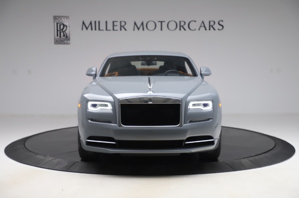 New 2020 Rolls-Royce Wraith for sale $405,625 at Bugatti of Greenwich in Greenwich CT 06830 2