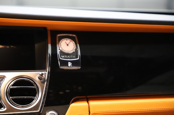 Used 2020 Rolls-Royce Wraith for sale $359,900 at Bugatti of Greenwich in Greenwich CT 06830 24