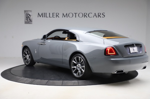 New 2020 Rolls-Royce Wraith for sale $405,625 at Bugatti of Greenwich in Greenwich CT 06830 4