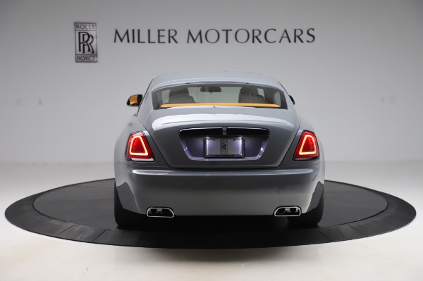 New 2020 Rolls-Royce Wraith for sale $405,625 at Bugatti of Greenwich in Greenwich CT 06830 5