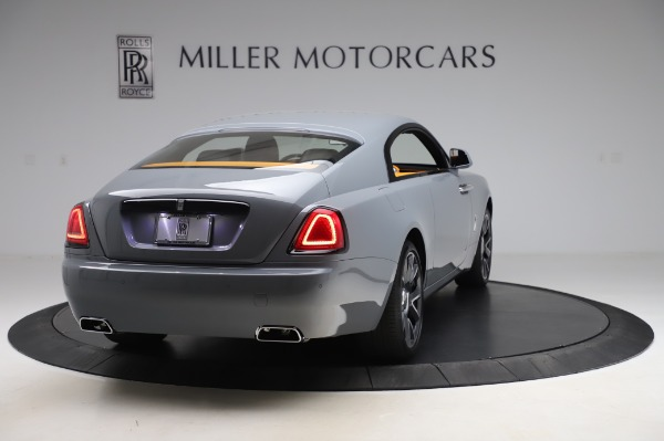 New 2020 Rolls-Royce Wraith for sale $405,625 at Bugatti of Greenwich in Greenwich CT 06830 6