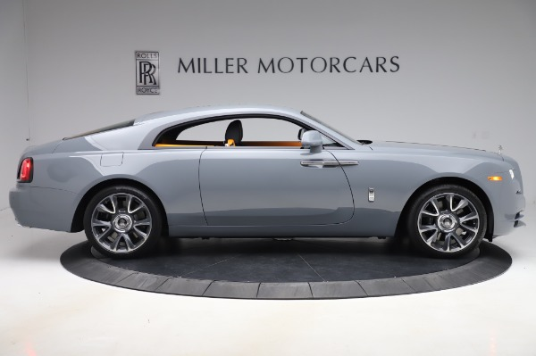 New 2020 Rolls-Royce Wraith for sale $405,625 at Bugatti of Greenwich in Greenwich CT 06830 7