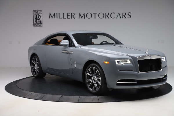 New 2020 Rolls-Royce Wraith for sale $405,625 at Bugatti of Greenwich in Greenwich CT 06830 8