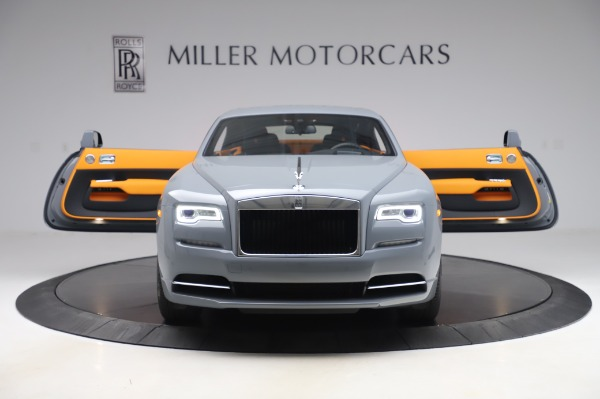 New 2020 Rolls-Royce Wraith for sale $405,625 at Bugatti of Greenwich in Greenwich CT 06830 9