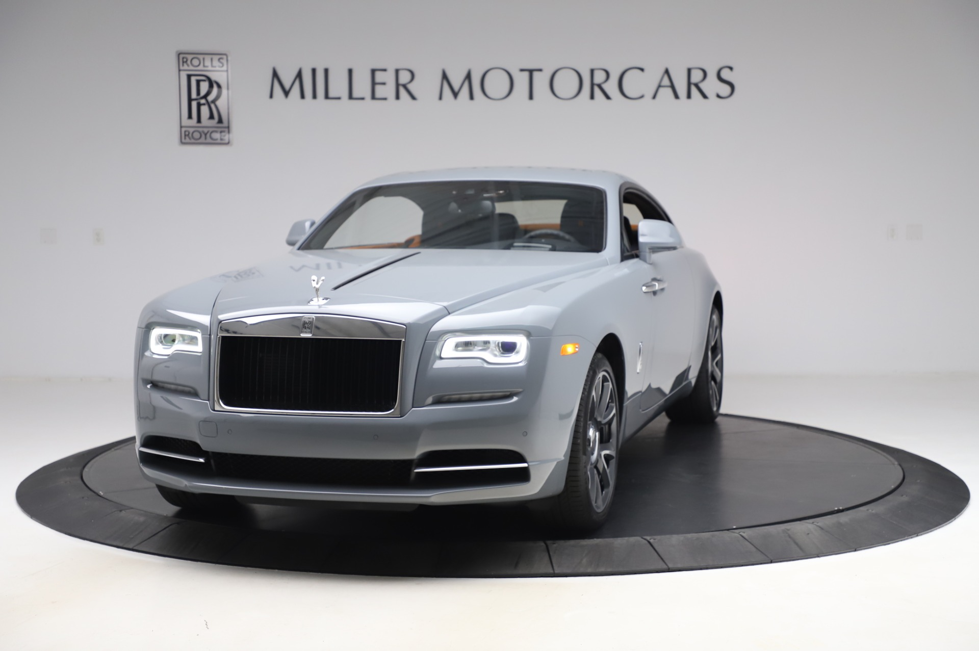 New 2020 Rolls-Royce Wraith for sale $405,625 at Bugatti of Greenwich in Greenwich CT 06830 1