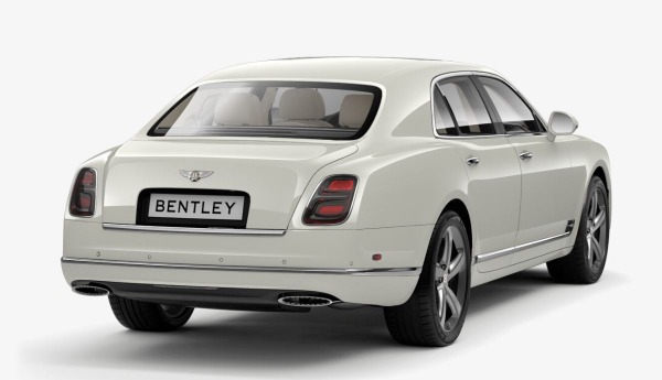 New 2020 Bentley Mulsanne Speed for sale $376,340 at Bugatti of Greenwich in Greenwich CT 06830 3