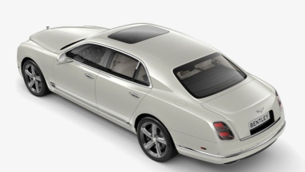 New 2020 Bentley Mulsanne Speed for sale $376,340 at Bugatti of Greenwich in Greenwich CT 06830 4