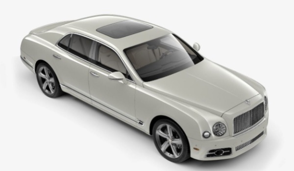 New 2020 Bentley Mulsanne Speed for sale $376,340 at Bugatti of Greenwich in Greenwich CT 06830 5